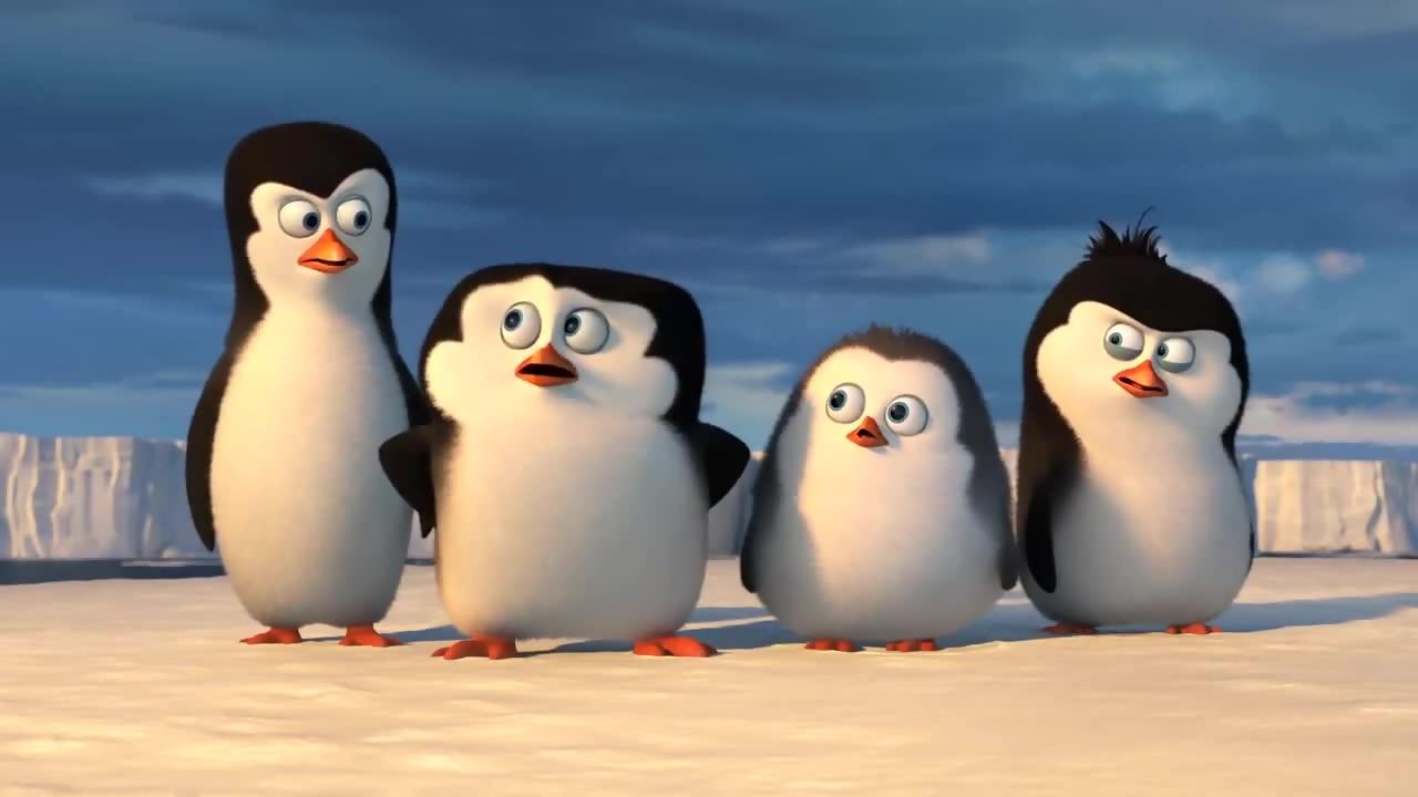 Penguins of Madagascar...