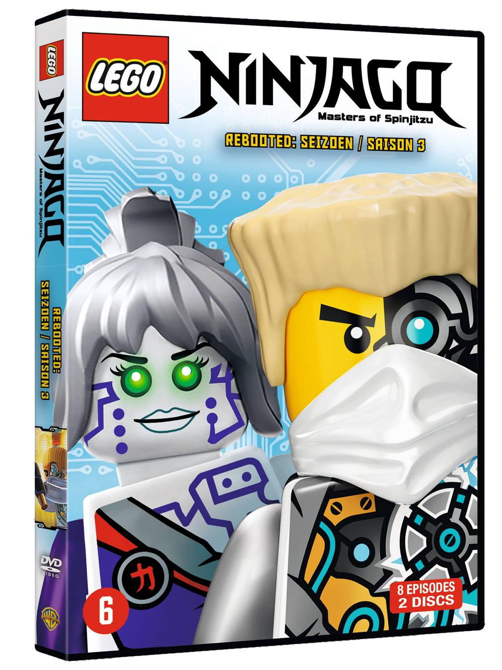 la victoire dans la bataille finale entre le ninja dor et loverlord a marqu le dbut dune nouvelle re de paix et permis une renaissance technologique - Lego Ninjago Nouvelle Saison